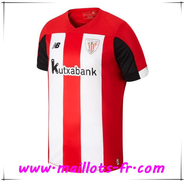 Maillot de Foot Athletic Bilbao Domicile 2019/2020
