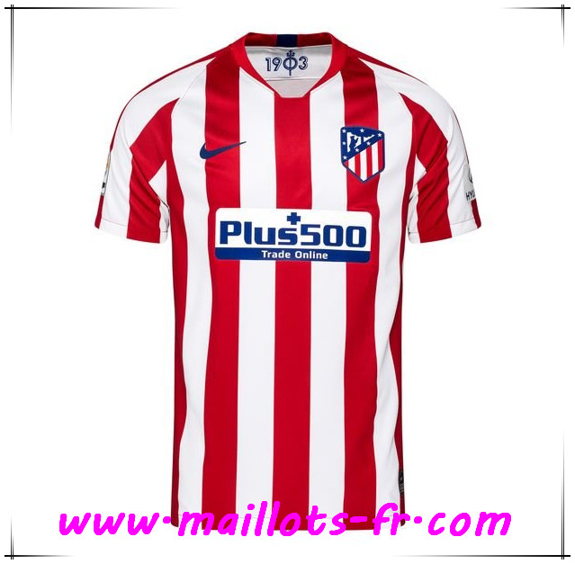 Maillot de Foot Atletico Madrid Domicile 2019/2020