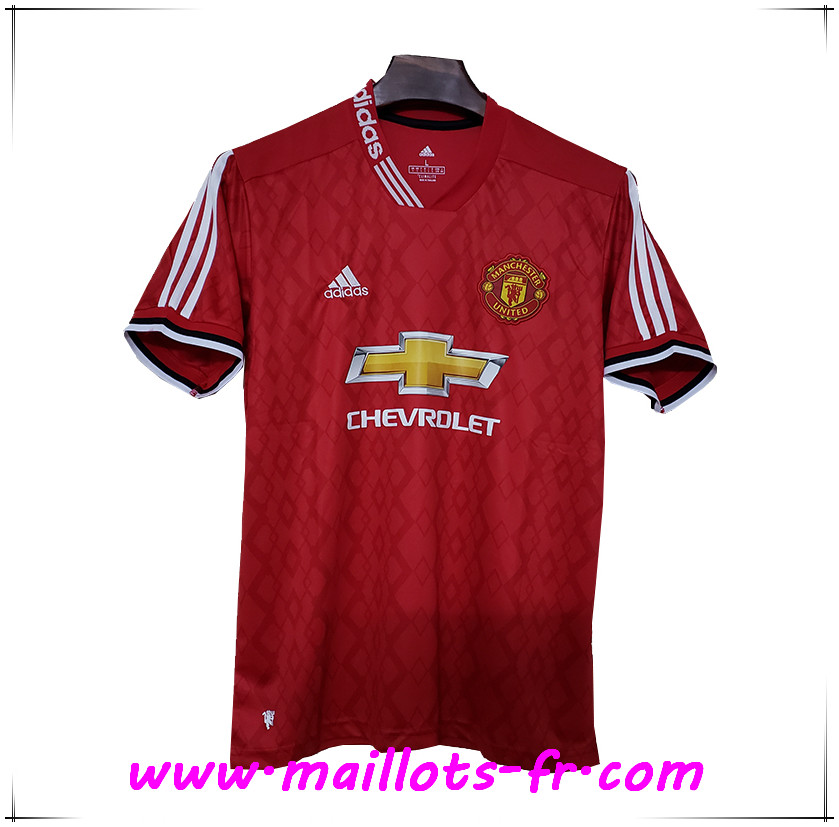 Maillot de Foot Manchester United Version Concept 2019/2020