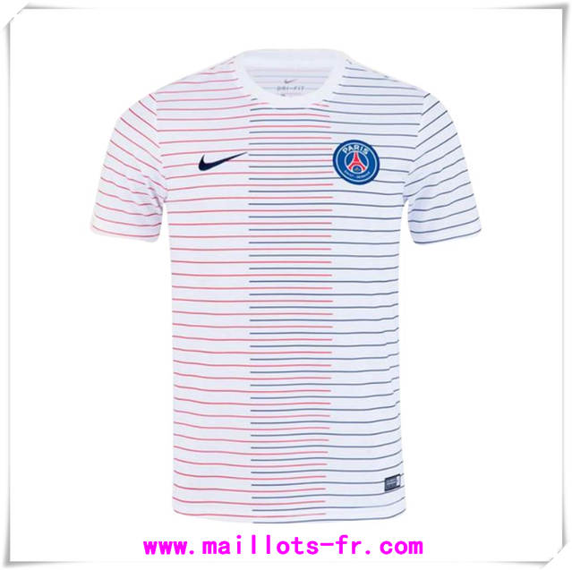 Maillot de Foot PSG Training Blanco 2019/2020