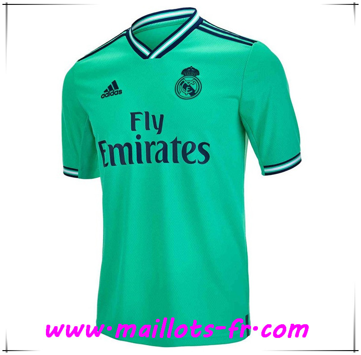 Maillot de Foot Real Madrid Third 2019 2020