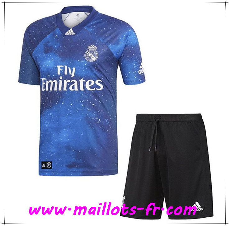 Maillot Real Madrid Enfants Ea Edition Limitee 2019 2020