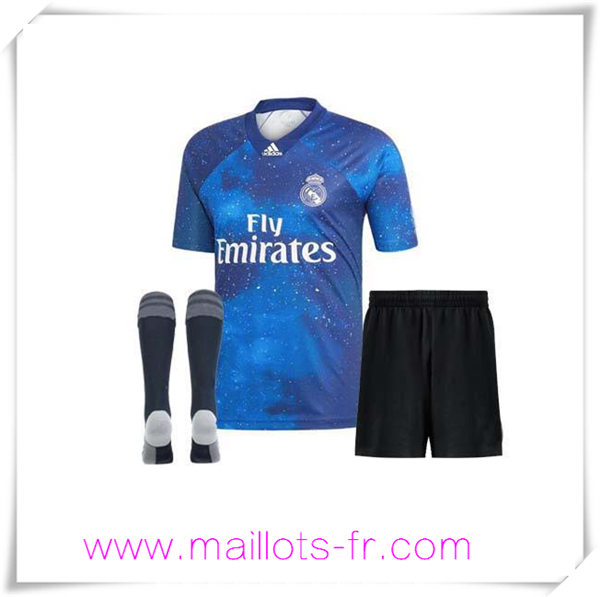 nouveau Maillot de Foot Real Madrid Enfant ES SPORTS & FIFA 2019