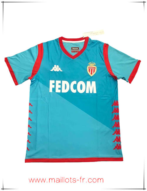 Maillot de Foot AS Monaco Third Bleu 1920