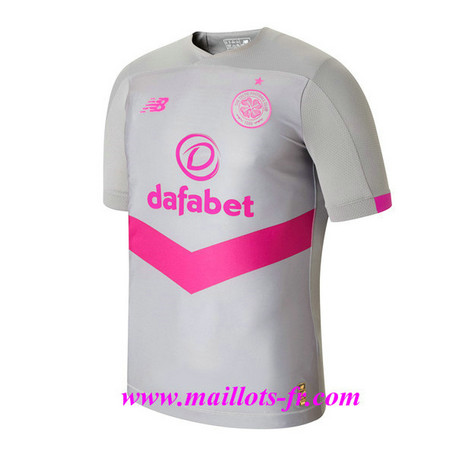 nouveau Maillot de Foot Celtic Third 2019/20