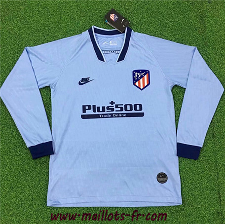 nouveaux Maillot de foot Atletico Madrid Third long 2019/2020