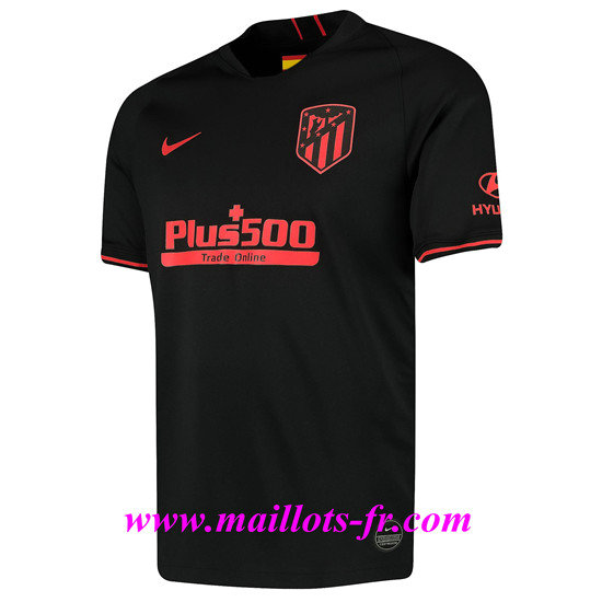 Maillot foot Atletico Madrid Exterieur 2019/2020 Pas Cher