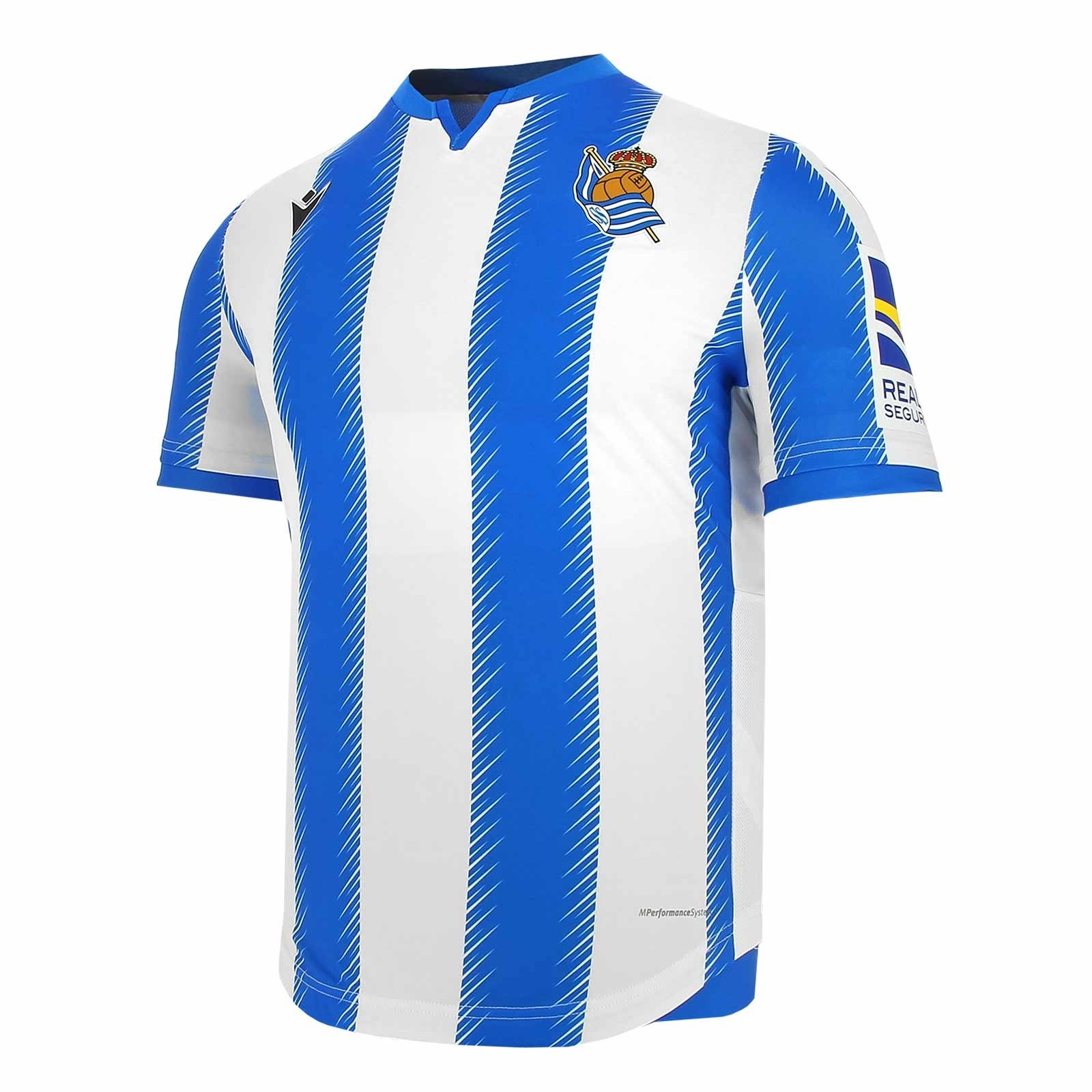 Maillot foot Real Sociedad Domicile 2019/2020 Pas Cher