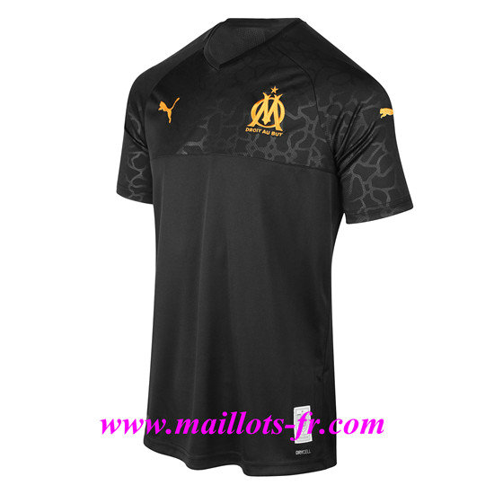 Maillot foot Marseille Third 2019/2020 Pas Cher