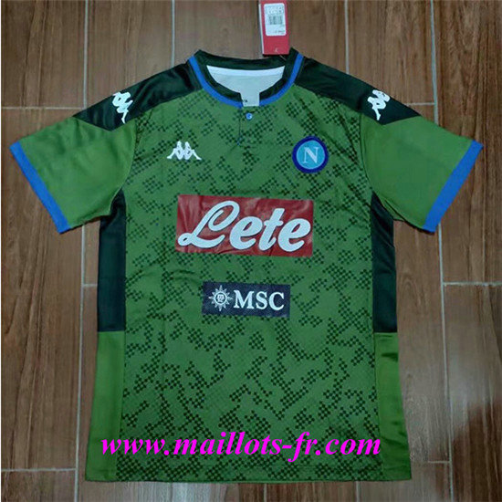 Maillot foot Napoli Third 2019/2020 Pas Cher