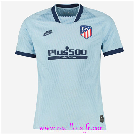 La Liga Nouveau Maillot de foot Atletico Madrid Third 2019/2020