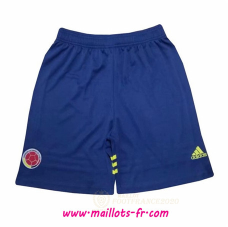 Officiel Nouveau Maillot foot Short Colombie home 2019/2020 Homme