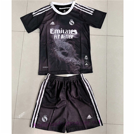 Maillotdefootpascher - Maillot De Real Madrid Enfant édition conjointe 2020 2021