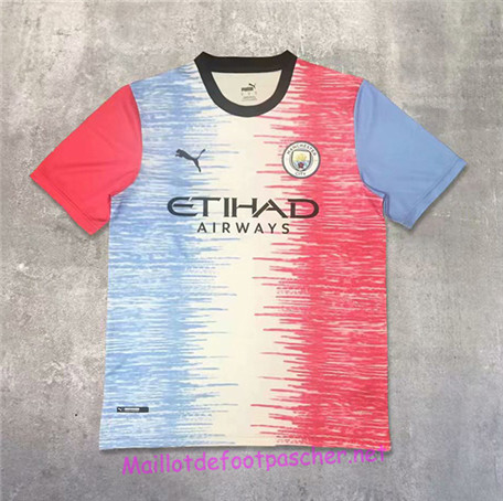 Maillotdefootpascher - Maillot foot Manchester City training 2020 2021