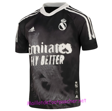 Maillotdefootpascher - Maillot foot Real Madrid Human Race 2020 2021