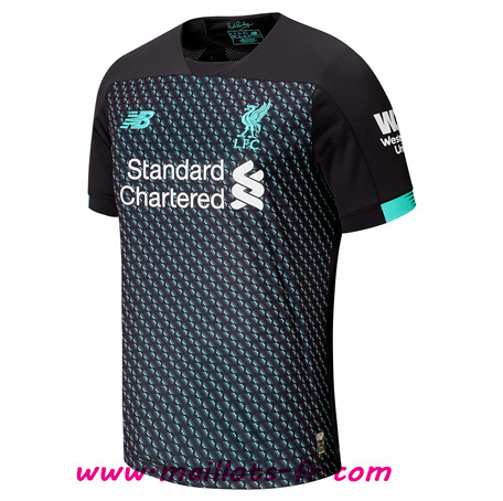 Maillot foot Liverpool Third 2019/2020