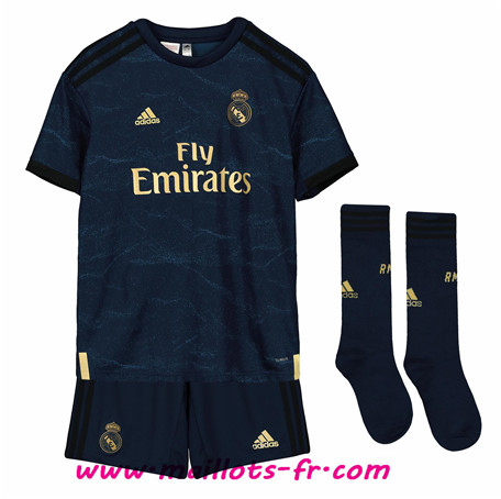 Maillot foot Real Madrid Enfant Exterieur 2019/2020