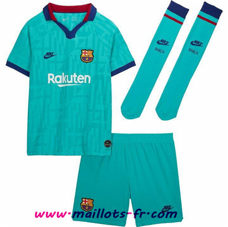 Maillot foot Barcelone Enfant Third 2019/2020