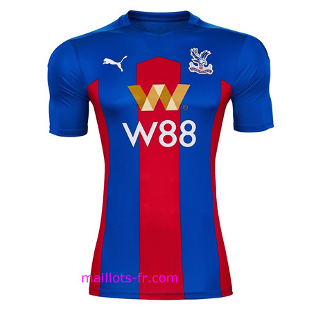 Premier League Maillot foot Crystal Palace Domicile 2020 2021