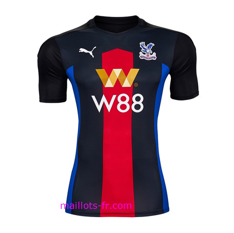 Premier League Officiel Nouveau Maillot Crystal Palace Third 2020 2021