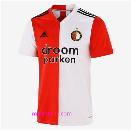 Maillot foot Feyenoord Domicile 2020 2021