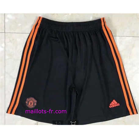 Maillot de foot Short Manchester United Orange 2020 2021