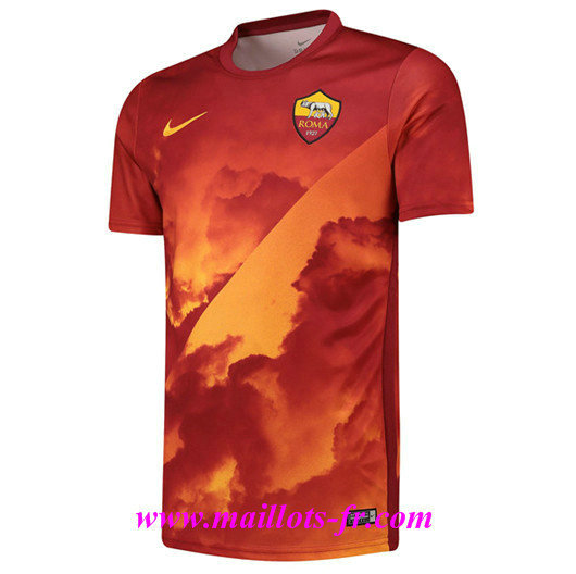 Mode‎ Maillot de Foot AS Roma training 2019/2020