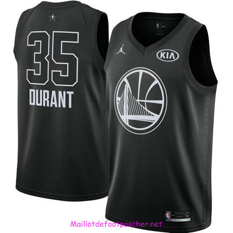 Kevin Durant - 2018 All-Star Noir