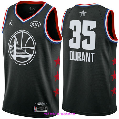 Kevin Durant - 2019 All-Star Noir