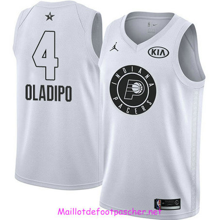Victor Oladipo - 2018 All-Star Blanc