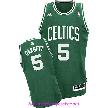 Garnett Boston Celtics [Verde y blanca]