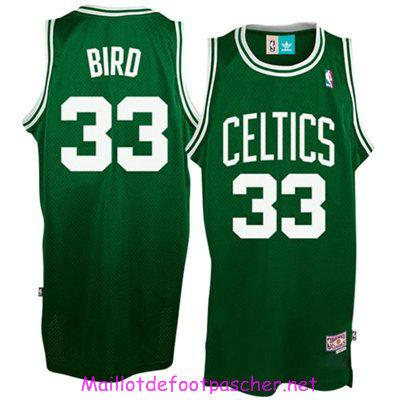 Larry Bird Boston Celtics [Verde y blanca]