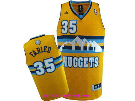 Kenneth Faried, Denver Nuggets [Amarilla]