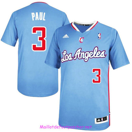 Chris Paul, Los Angeles Clippers [Azul claro]