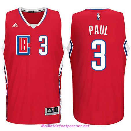 Chris Paul, Los Angeles Clippers 2015 - Rouge