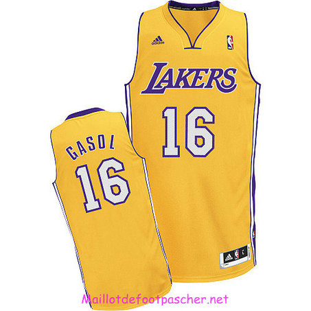 Pau Gasol, Los Angeles Lakers [Dorada]