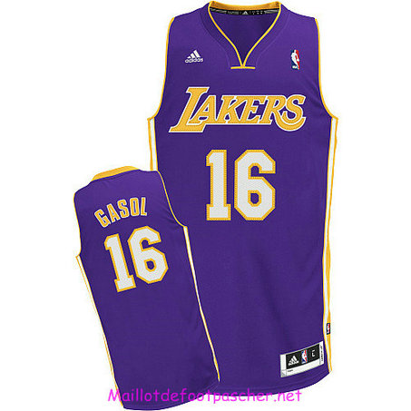 Pau Gasol, Los Angeles Lakers [Morada]