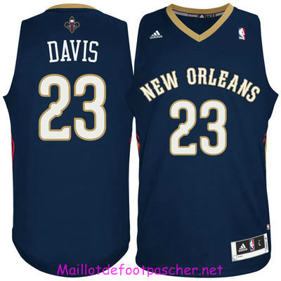 Anthony Davis, New Orleans Pelicans [Azul]