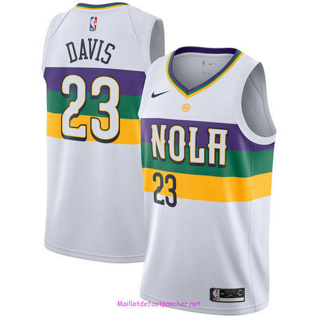 Anthony Davis, New Orleans Pelicans 2018/19 - City Edition
