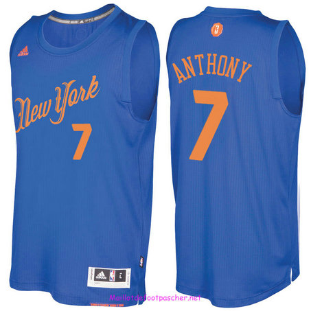 Carmelo Anthony, New York Knicks - Christmas '17