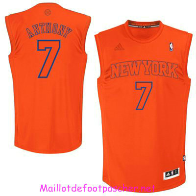 Carmelo Anthony, New York Knicks [Naranja]