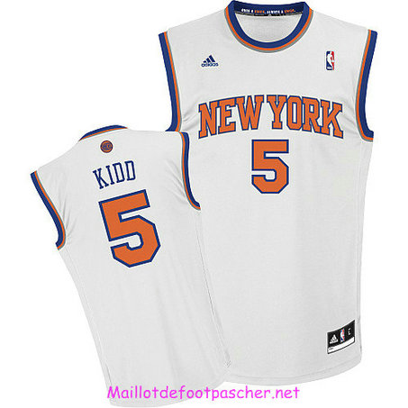 Jason Kidd, New York Knicks [Blanca]
