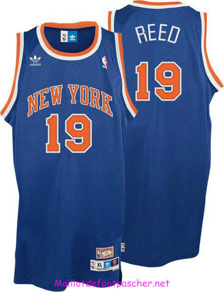 Willis Reed, New York Knicks [Azul]