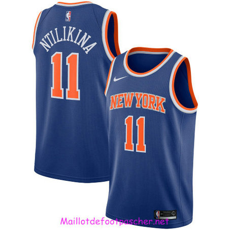Frank Ntilikina, New York Knicks - Icon