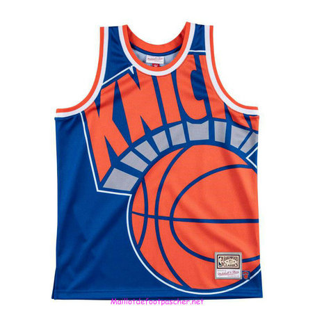 New York Knicks - Mitchell & Ness 'Big Face'
