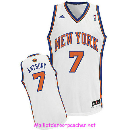 Carmelo Anthony, New York Knicks [Blanca]