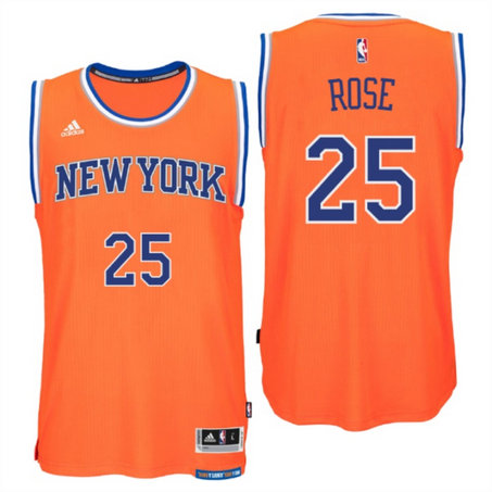 Derrick Rose, New York Knicks [Alternate]
