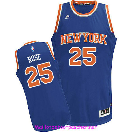 Derrick Rose, New York Knicks [Azul]