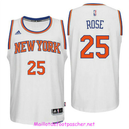 Derrick Rose, New York Knicks [Blanca]