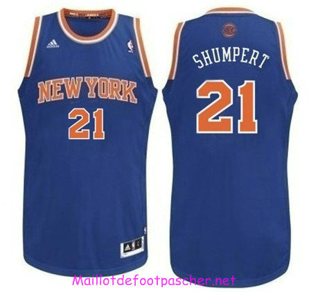 Iman Shumper, New York Knicks [Azul]